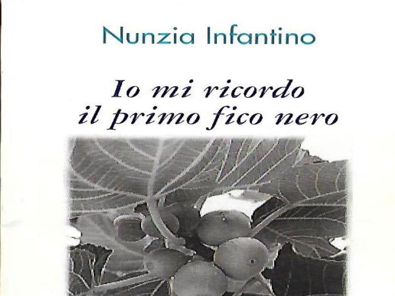 Nunzia Infantino: il suo libro pubblicato