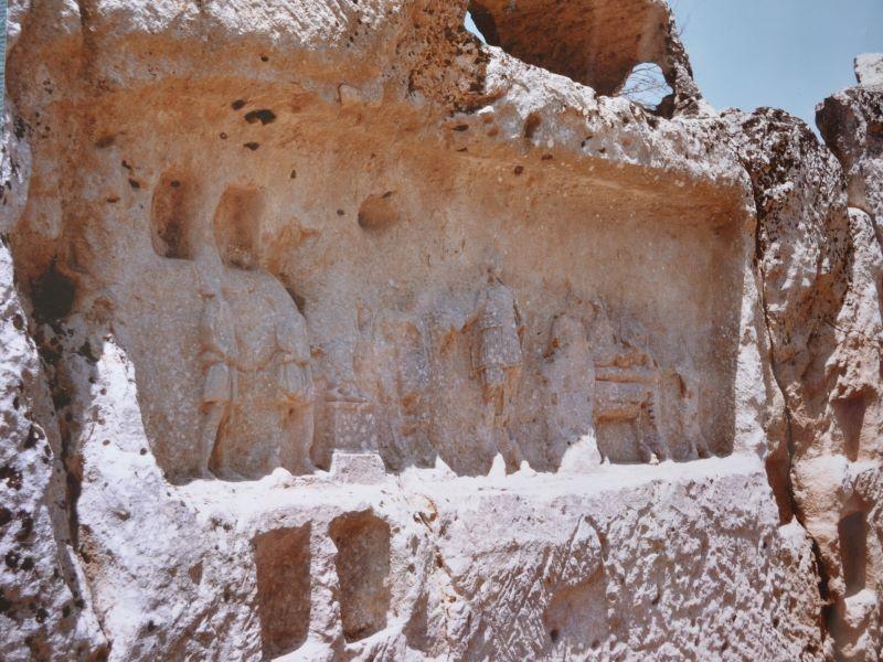 Akrai antica -Templi Ferali
