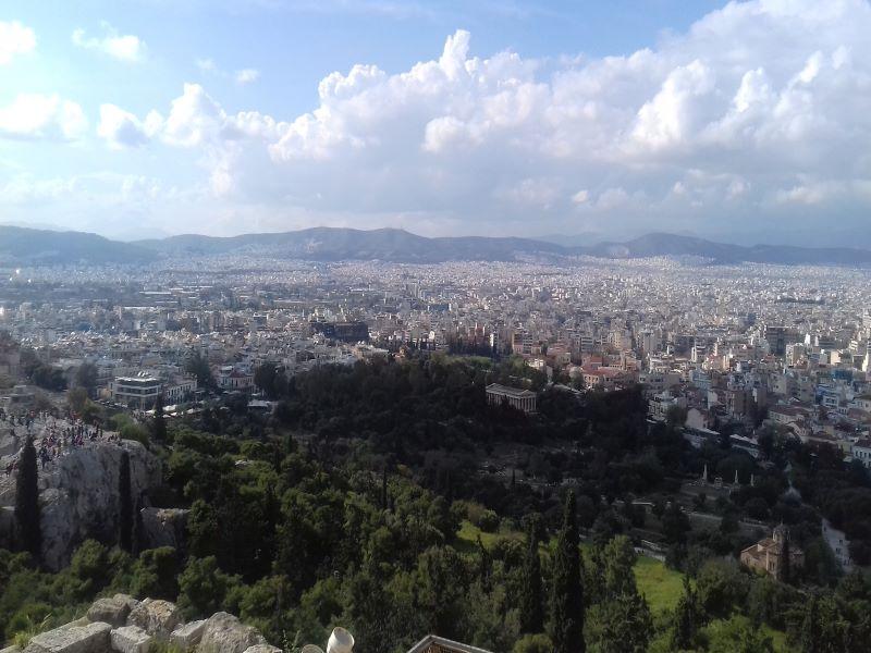 Un archeologo palazzolese : Agora Di Atene (14.04.2019)