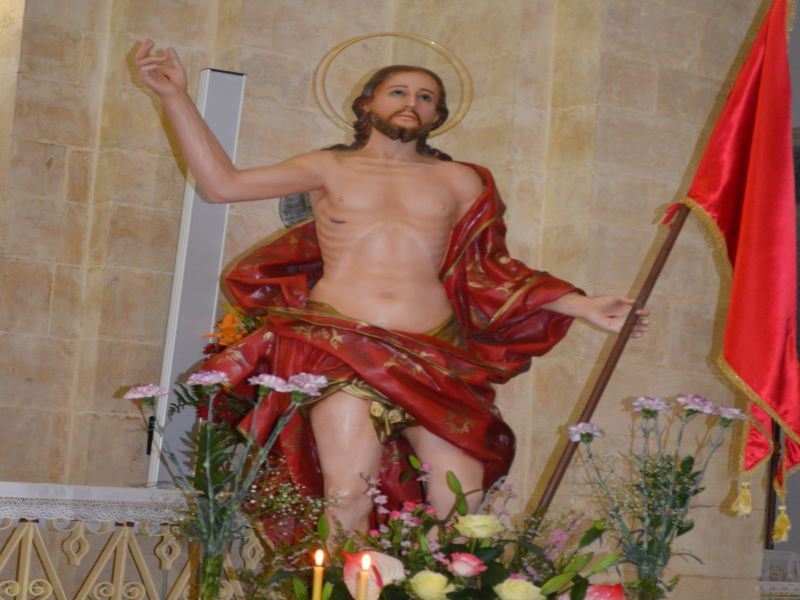La Notte dell'Ascensione: Gesù risorto a Ferla