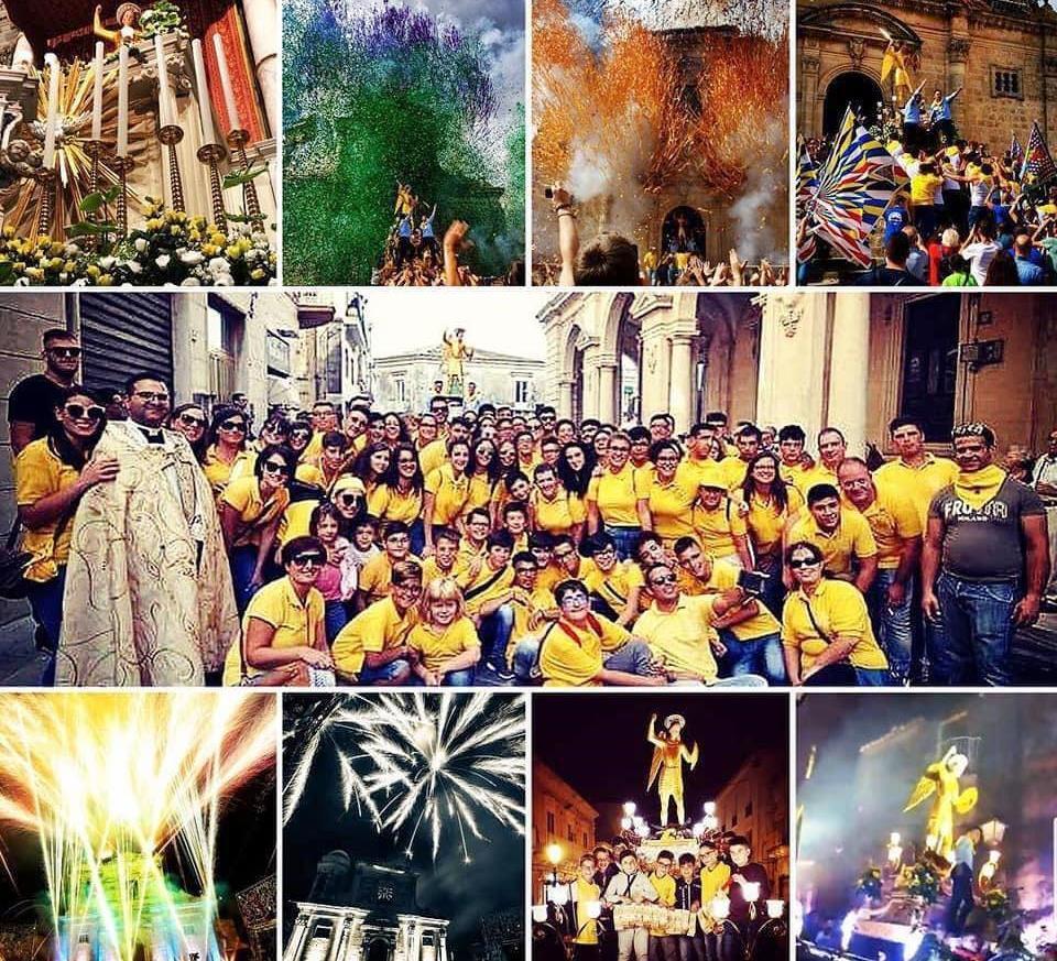 Le immagini di Don Savatore Randazzo a San Michele