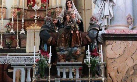 Il rosario in siciliano con la Madonna Odigitria
