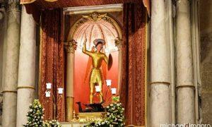 La festa di maggio per San Michele