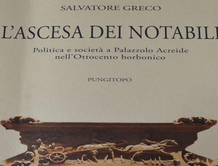 Monografia sull'ottocento palazzolese