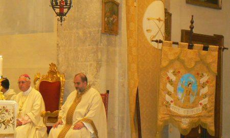 Una comunità unita ha accolto il nuovo parroco don Mangiafico