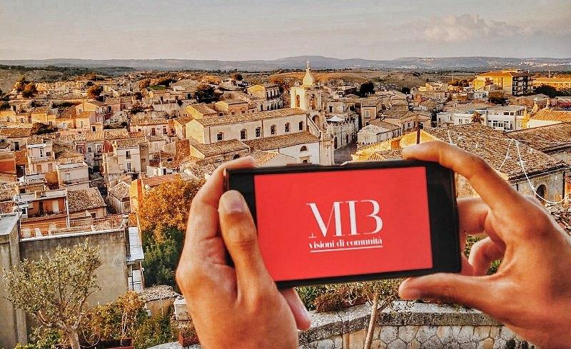 Un paese ideale: una veduta di Palazzolo vista dalMib Palazzolo