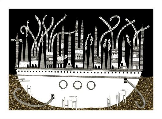 Un Paese ideale: Mib Despina realzzata dall'architetto cilena Puente