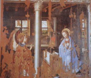 Annununciazione di Antonello da Messina