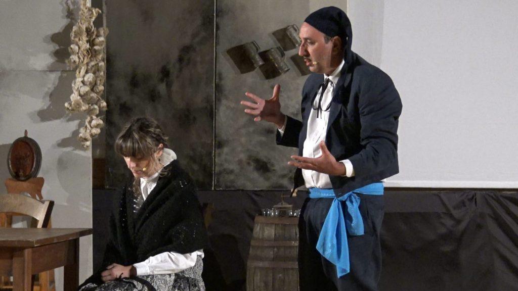 Gli attori di Arte fatti saranno di scena con un omaggio a Pirandello