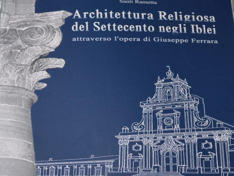 Libro di Santi Rametta Architettura religiosa