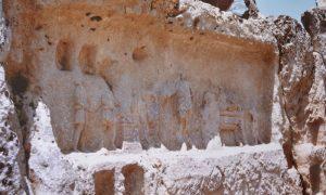 Akrai e le esplorazioni: Templi Ferali