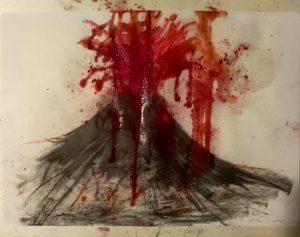 Disegno Di Francesco Lauretta per Palzzolo ospitale