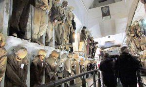 Catacombe dei Cappuccini a Palermo