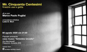 Locandina Evento di Marco Paolo Puglisi