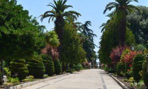 Vincenzo Messina: Villa Comunale voluta dal barone