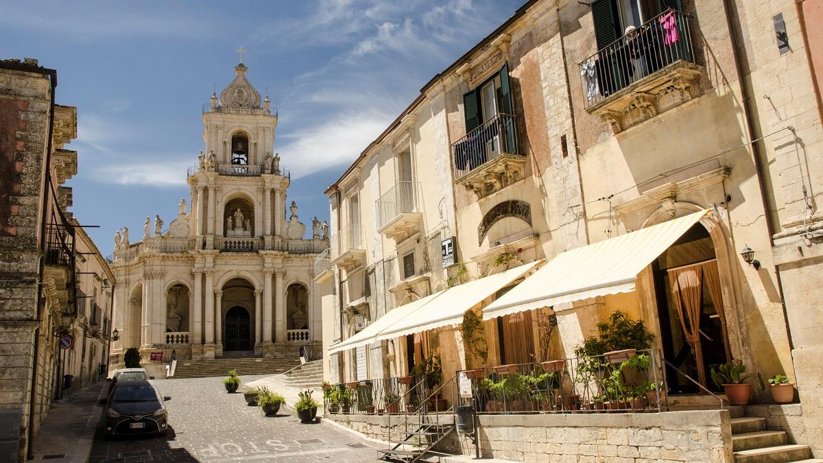 Bella Sicilia la chiesa di San Paolo a Palazzolo Acreide