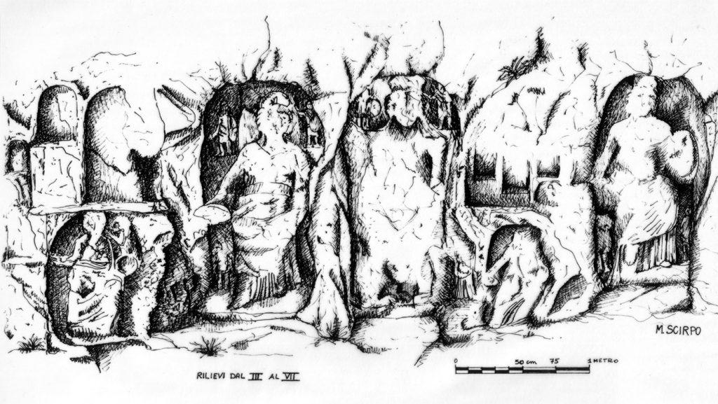 I Santoni: Tav. VIIa Disegni Di Massimo Scirpo