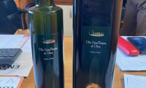 L'olio dell'azienda agricola Carpino