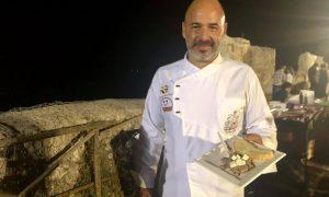 Lo chef Gianni Savasta