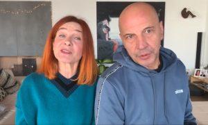 Aldo e Silvana testimonial per i santoni