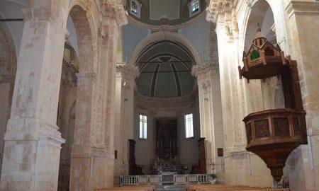 Il terremoto del 1693: interno Chiesa Madre