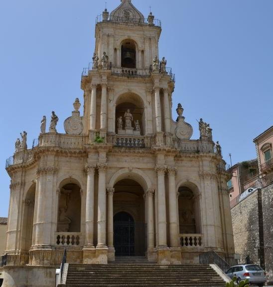 Il terremoto del 1693: Chiesa San Paolo P