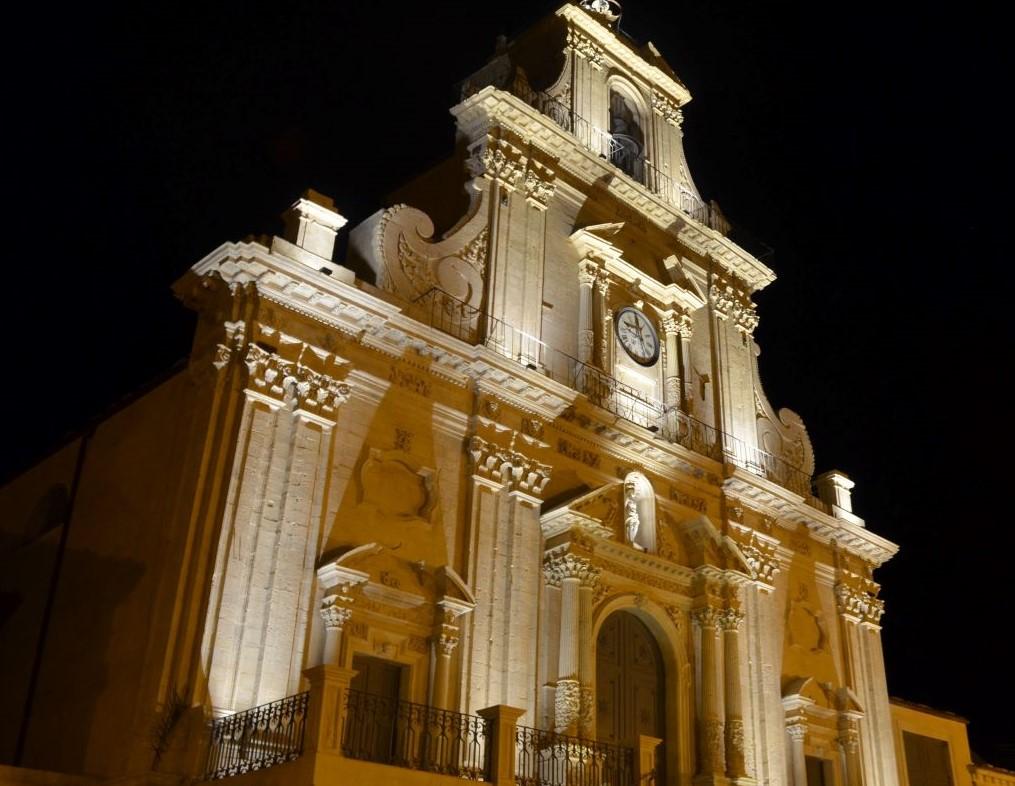 Il terremoto del 1693: Chiesa San Sebastiano