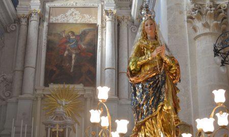 festa dell'Immacolata: chiesa di San Michele