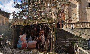 Una tradizione natalizia: Presepe a san Michele Natale 2020