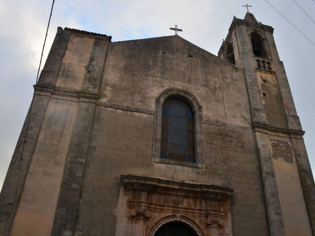 Sant'Antonio Abate: Chiesa omonima di Palazzolo Acreide