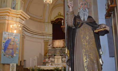 Sant'Antonio Abate: festa il 17 gennaio