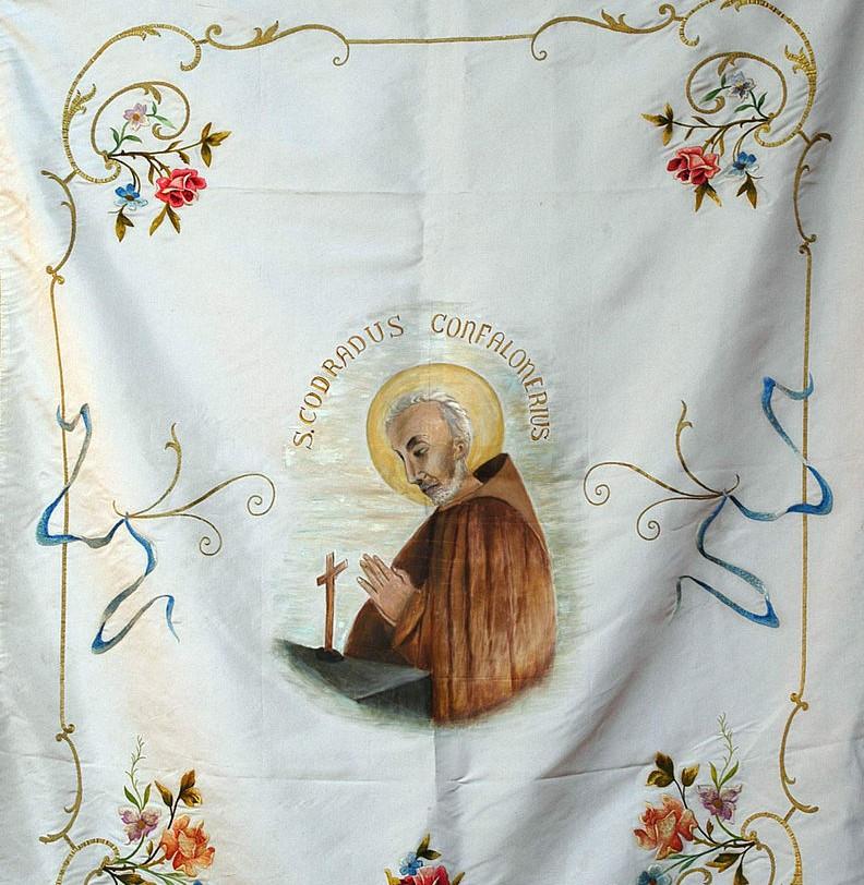 Stendardo San Corrado da wikipdia.org