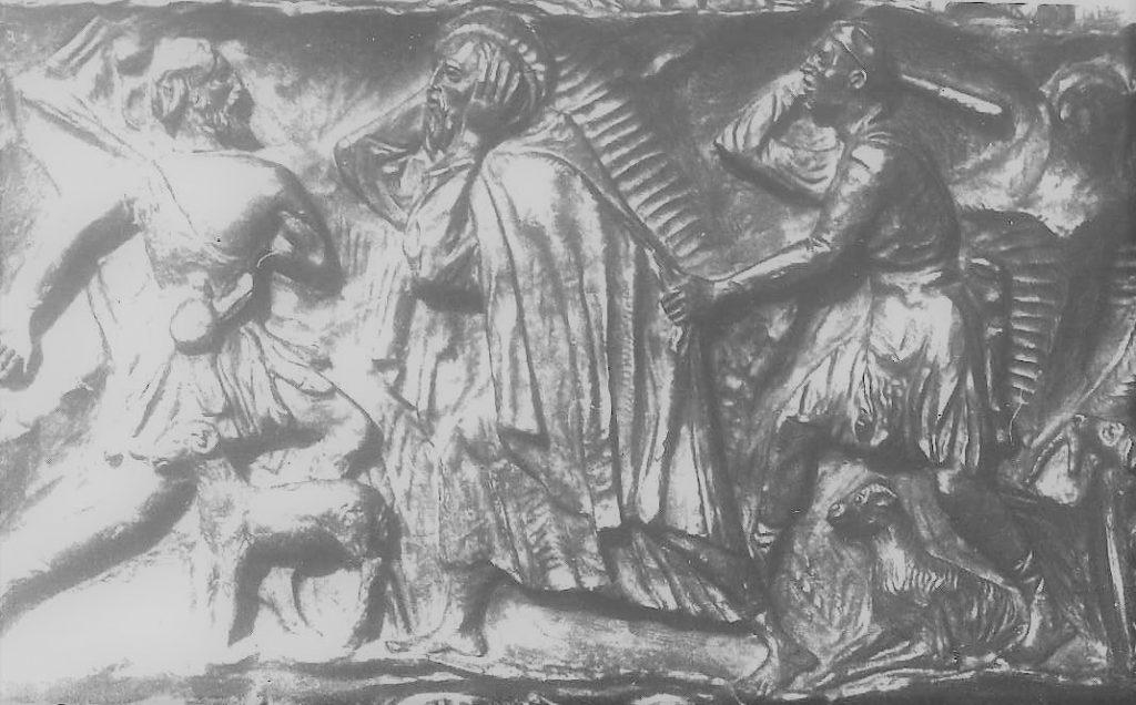 Porta di Bronzo della Cattedrale di Noto-