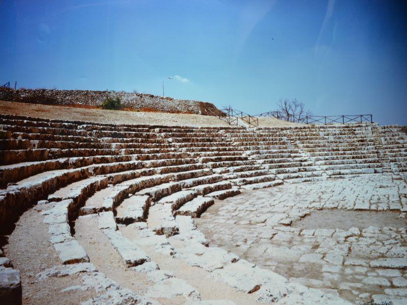 Teatro greco ad Akrai