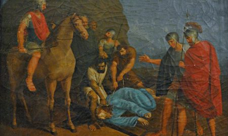 Via Crucis a san Sebastiano