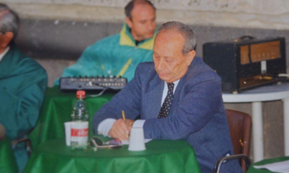 Paolo Greco: giugno 1999 comizi dei candidati per sindaco foto Ugo Santoro
