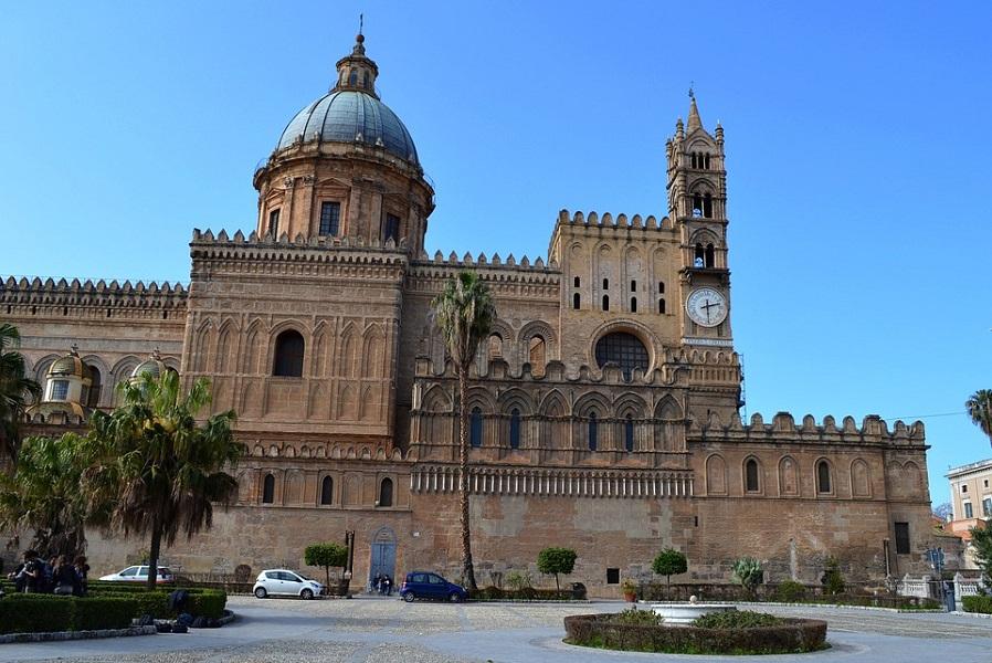 Immagine raffigurante la cattedrale di Palermo.