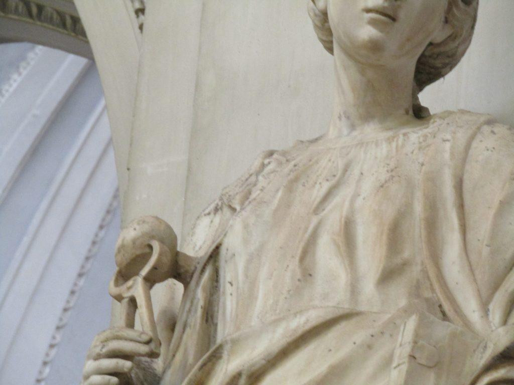 Sant'Agata: iconografia del suo martirio - Cattedrale di Palermo