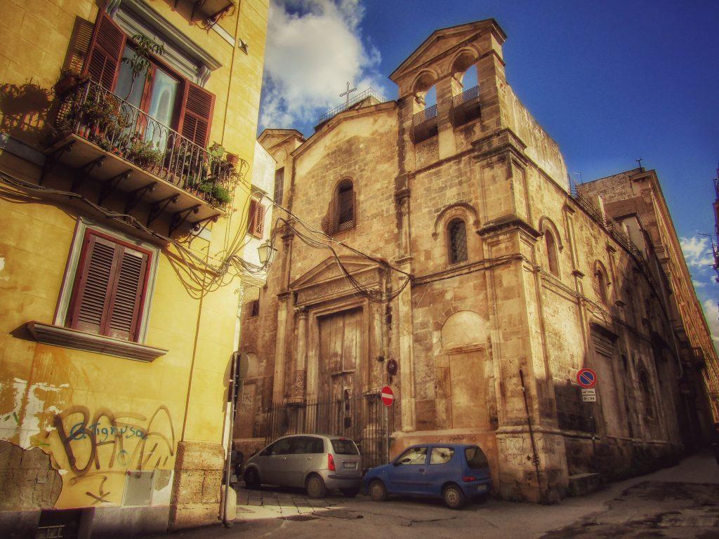 Chiesa di Sant'Agata alla Guilla