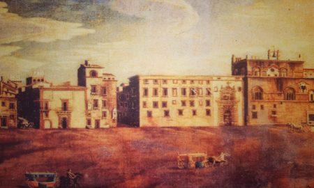 Veleno nei vicoli: piazza Marina nel XVII secolo