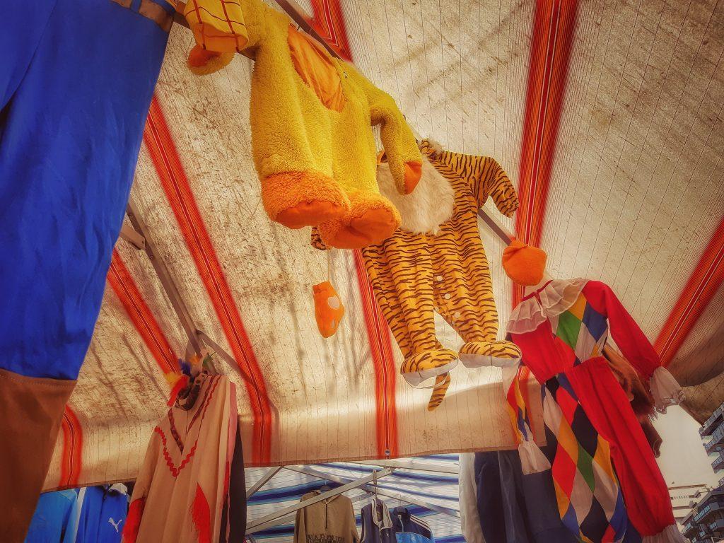 Carnevale per i Palermitani: travestimenti per ogni gusto