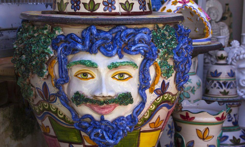 Ceramica Teste di Moro