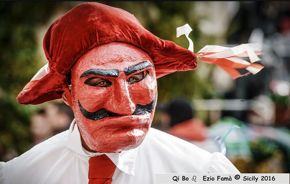 Mastro di Campo - Maschere di Carnevale