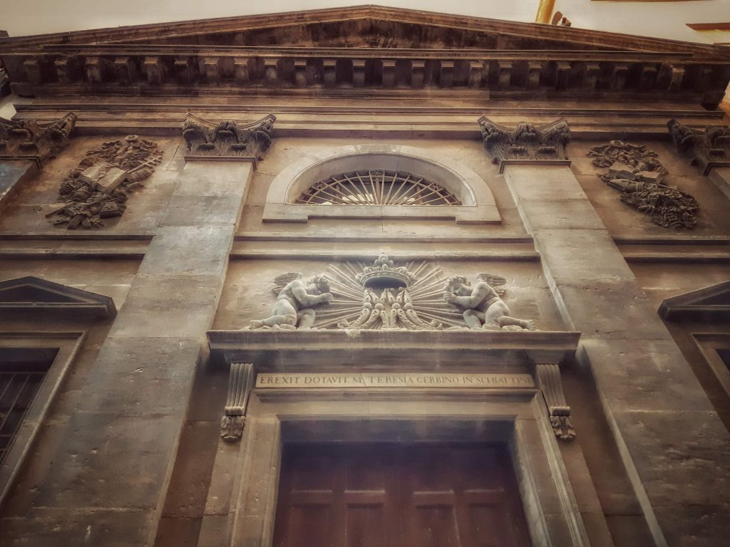 Arrivo della Primavera: Chiesa di Santa Maria del Giusino