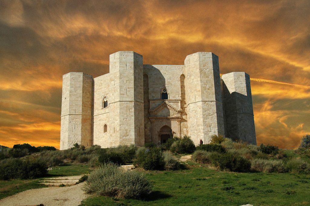 Castel del Monte ad opera di Federico II