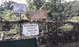 Parco Orleans Chiuso