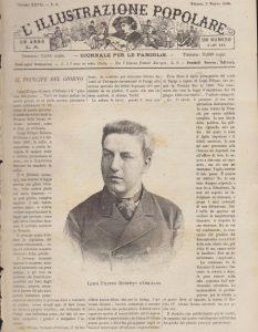 Luigi Filippo Roberto d'Orléans ne