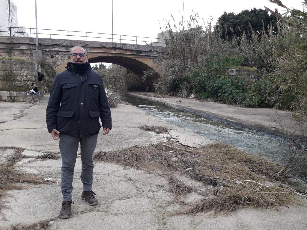 Salvatore Bucchieri, Comitato Salviamo l'Oreto
