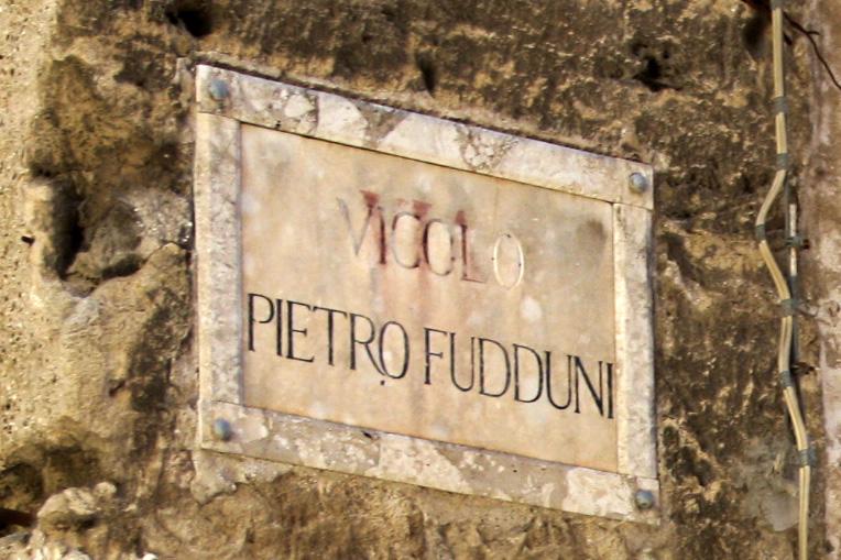 Vicolo Pietro Fudduni