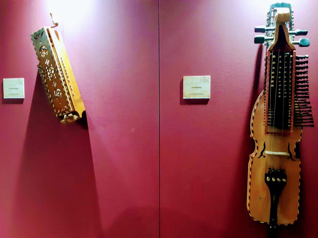 Genio Da Vinci: strumenti musicali